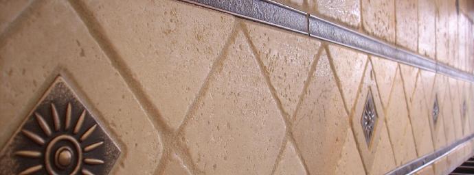 Epic Tile - 6 inch travertine tile